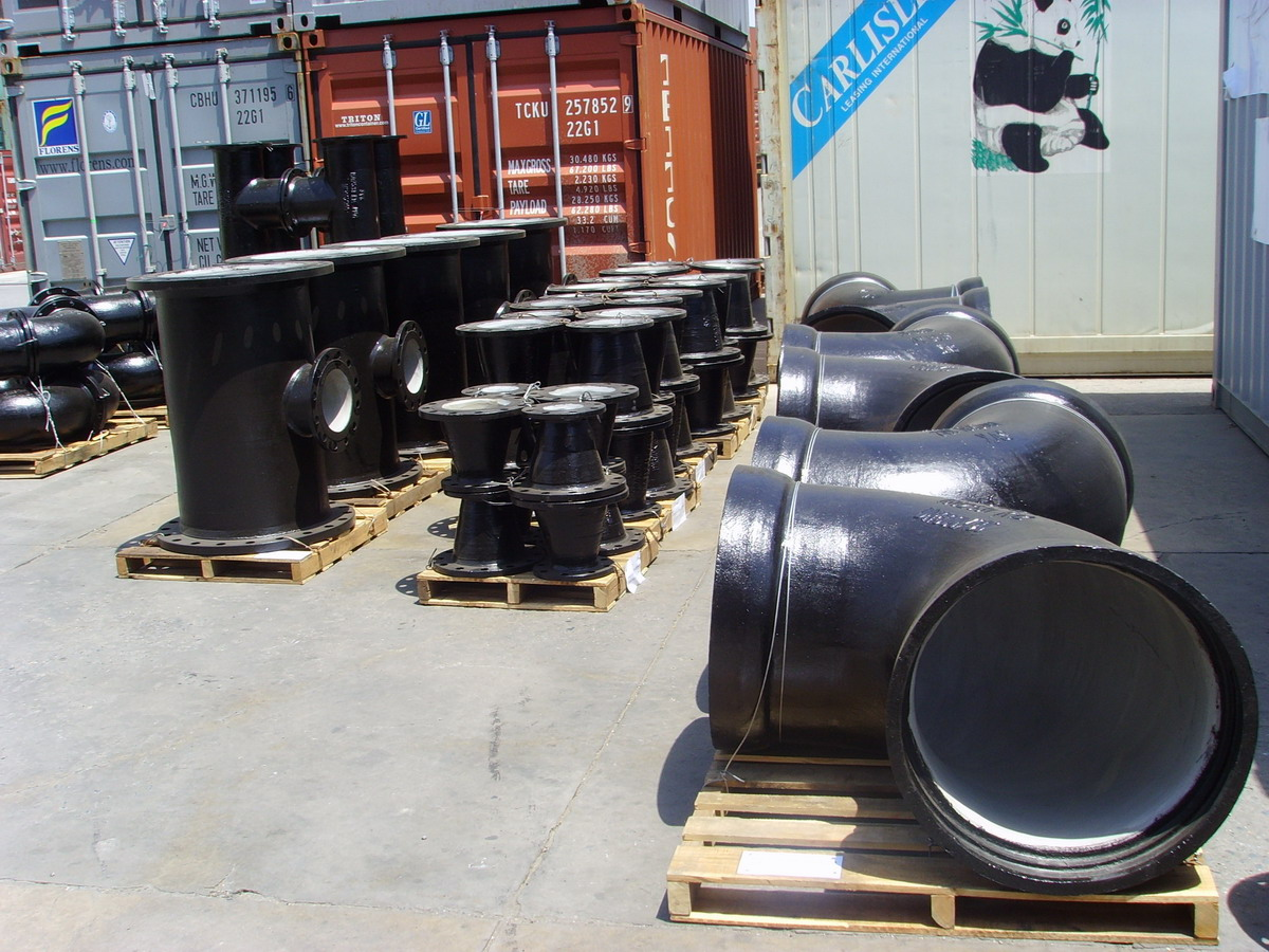 Iso2531 En545 Di Pipe Fitting Llypiping Valve Store